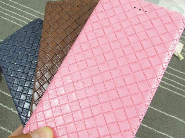 Xmart 編織紋側掀皮套 ASUS Zenfone 5Q 3 Max Plus 5Lite 手機皮套