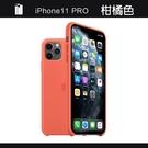 Apple iPhone 11 Pro Max 原廠矽膠護套 iPhone 11 Pro Max 原廠保護殼【柑橘色】 美國水貨 原廠盒裝