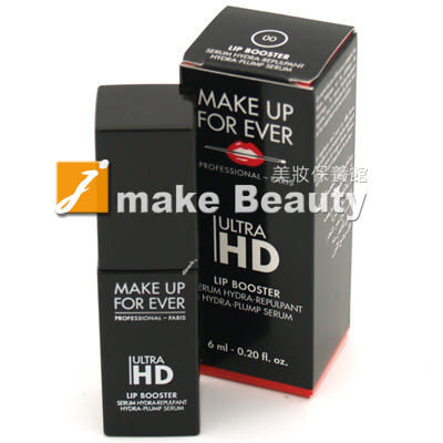 MAKE UP FOR EVER ULTRA HD超進化無瑕美唇精華-透光晶#00(6ml)《jmake Beauty 就愛水》
