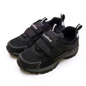 LIKA夢 GOODYEAR 固特異 輕量3E寬楦緩震慢跑鞋 樂齡健步系列 黑灰 93380 男