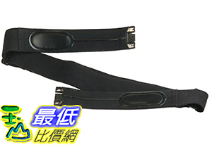 [美國直購] Suunto Comfort Heart Rate Monitor Strap (Black)