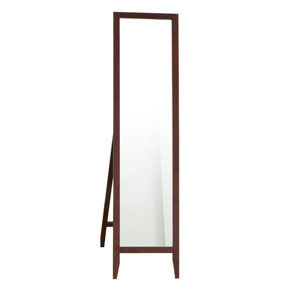 全身鏡 鏡子 穿衣鏡【I0114】玩彩美背松木全身立鏡(五色) MIT台灣製 完美主義