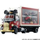 【震撼精品百貨】Micky Mouse_米奇/米妮 ~迪士尼紀念版貨櫃收納車(不包含圖中小汽車)