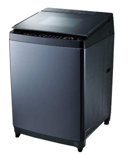 ◤勁流雙渦輪超變頻◢TOSHIBA DD14公斤洗衣機 AW-DG14WAG科技黑