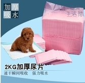寵物尿片狗狗尿墊加厚100片除臭竹炭尿布吸水墊