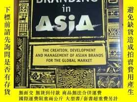 二手書博民逛書店Branding罕見in Asia: The Creation,
