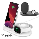 【Belkin】貝爾金 Apple裝置專用 3 合 1 無線充電器 BOOST↑CHARGE™
