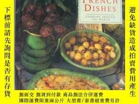 二手書博民逛書店EASY罕見FRENCH DISHES 《輕鬆烹飪法式魚》英語原