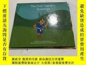二手書博民逛書店The罕見hoop dancer`s teachings(籃球運動員的教誨)(英文)Y212829