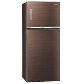 Panasonic國際牌422公升雙門變頻冰箱NR-B429TG-T翡翠棕