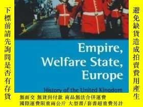 二手書博民逛書店Empire,罕見Welfare State, Europe: