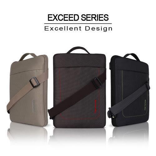 【加也】Cartinoe 手提、側背防震筆電包、平版包、電腦包 11.6吋