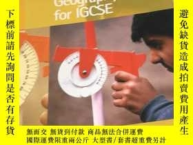 二手書博民逛書店Longman罕見Geography for IGCSEY241950