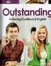 二手書R2YB《Outstanding! STUDENT S BOOK 2  A