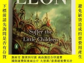 二手書博民逛書店Suffer罕見the Little ChildrenY2563