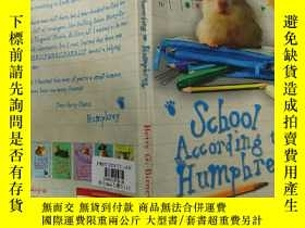 二手書博民逛書店School罕見According to Humphrey:漢弗萊說的學校 Y200392