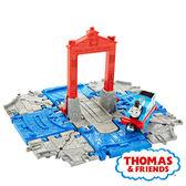 湯瑪士小火車 帶著走系列 火車站遊戲組 湯瑪士 美泰兒正貨 麗翔親子館