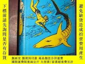 二手書博民逛書店RANFORD罕見GOES FISHING(32開,精裝)546