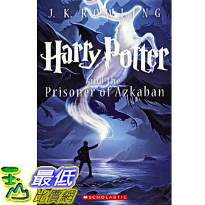 [104美國直購] 美國暢銷書排行榜 Harry Potter And The Prisoner Of Azkaban (Turtleback School & Library Binding Edition)