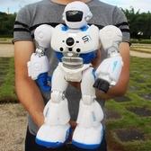 玩具會說話的智慧跳舞機器人充電動會走路唱歌兒童機理財趣味互動 星河光年DF