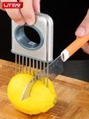 檸檬分割器切割器檸檬切片器多功能商家用手動切水果削檸檬小神器 ciyo 黛雅