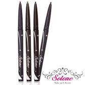 【85折】Solone 旋轉式防水眼線膠筆2mm【小三美日】原價$199