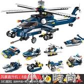 兒童樂高積木男孩益智力拼裝玩具動腦飛機系列6-10客機模型多功能 NMS小艾新品
