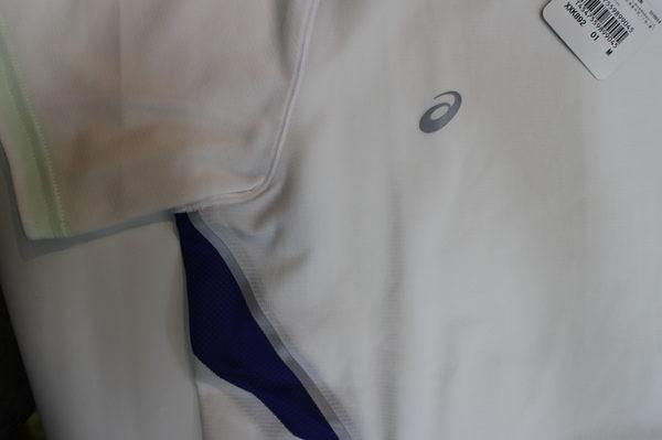 特價 不買可惜 ASICS 亞瑟士 男 運動短袖圓領涼感T恤 透氣排汗 下殺五折 XXK892-01 [陽光樂活]