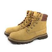 CAT REMASTER WP 短靴 真皮 黃色 男鞋 CA723223 no003