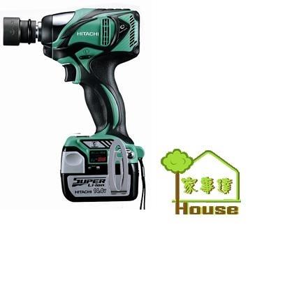 [ 家事達 ]HITACHI--WR18DBAL2  充電式套筒扳手-18V   特價  雙電3.0AH
