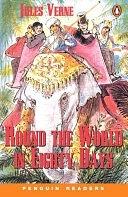二手書博民逛書店 《Round the World in Eighty Days》 R2Y ISBN:0582426650│Longman