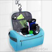 旅行出差便攜洗漱包男士商務戶外小防水女士大容量化妝包洗澡袋-Ifashion