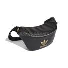 adidas 腰包 Waist Bag 黑 金 男女款 斜背包 小包包 運動休閒 【ACS】 FL9625