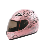 ZEUS 瑞獅安全帽,全罩安全帽,ZS-2000C,zs2000C,彩繪F34/粉白