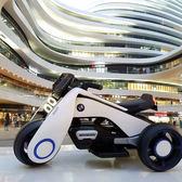 寶貝颶風兒童電動摩托車男女寶寶大電動三輪車小孩玩具汽車可坐人zg