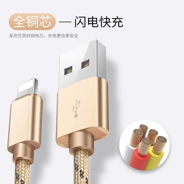 數據線 蘋果數據線6s手機ipone充電線球沖電線7plus從電器 莎瓦迪卡