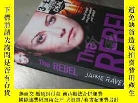 二手書博民逛書店The罕見Rebel 【32開 英文原版】(最後幾頁有水跡)Y16472 Jaime Raven AVON I