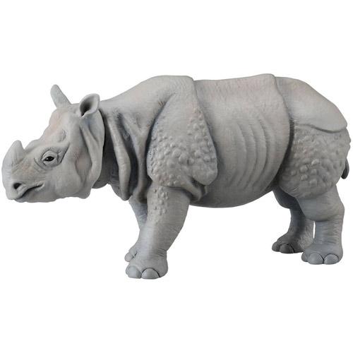TOMICA多美動物園 ANIA AS18-犀牛_AN87106