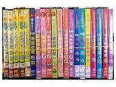 影音專賣店-B06-004-正版DVD-動畫【海綿寶寶 01-20】-套裝 國英語發音 幼兒教育
