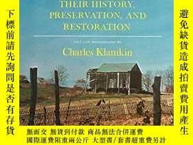 二手書博民逛書店Barns,罕見Their History, Preservat