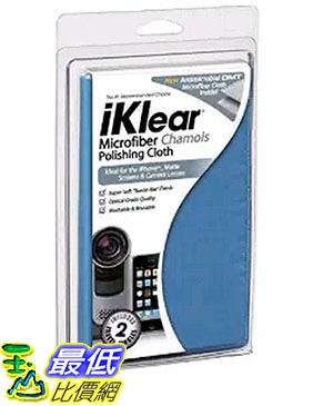 [105美國直購] iKlear (iK-MCK) 螢幕清潔工具 Microfiber Chamois Style Polishing Cloth