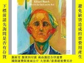 二手書博民逛書店Edvard罕見Munch: Between the Clock