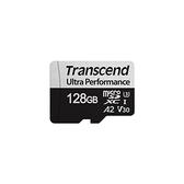 新風尚潮流 【TS128GUSD340S】 128GB 創見 高效能 記憶卡 Micro_SDXC U3 V30