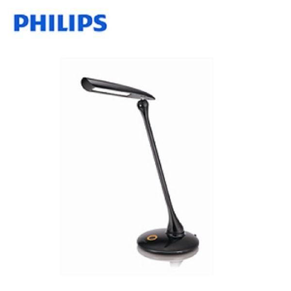 福利品【飛利浦 PHILIPS LIGHTING】穎光LED檯燈(黑) 30671