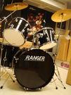【金聲樂器】RANGER 爵士鼓組 .隨鼓附贈超值全套配備