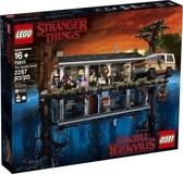 【LEGO樂高】STRANGER THINGS 怪奇物語 顛倒世界 #75810