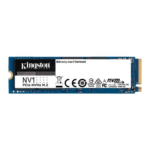 Kingston 金士頓 NV1 2TB M.2 PCIE 2280 SSD 固態硬碟 SNVS