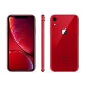 Apple iPhoneXR/ iPhone XR/iXR 128G 6.1吋 無線充電   / 贈鋼化玻離貼 / 一次刷清【紅色】