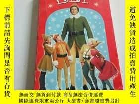 二手書博民逛書店ELF罕見:A Junior Novel(英文, 不好,書中間開