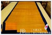 學生碳化竹蓆兩用記憶床墊3*6尺{MIT製造.SGS無甲醛認證}